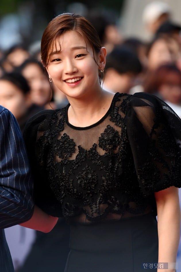 배우 김의성 박소담 / 사진=최혁 기자