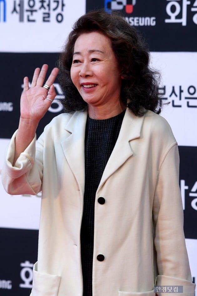 배우 윤여정 / 사진=최혁 기자