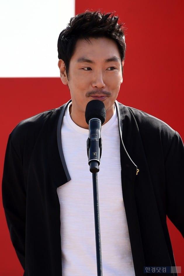 배우 조진웅 / 사진=최혁 기자