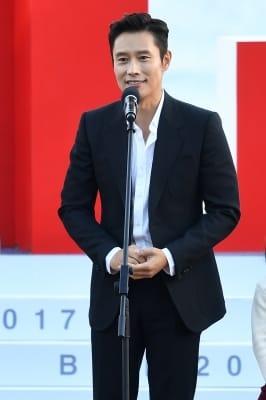 이병헌, '부드러운 카리스마~' (부산국제영화제)