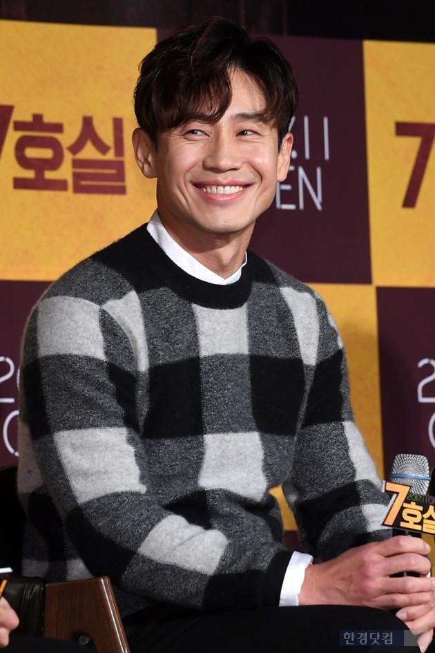 배우 신하균 / 사진=최혁 기자