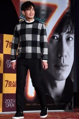 신하균, '눈빛으로 말하는 배우~'