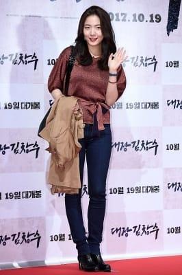 류화영, '아름다운 손인사~'