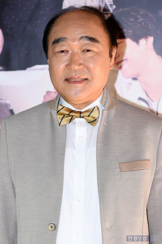 배우 장광 / 사진=최혁 기자