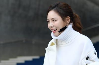 이열음, '매력 넘치는 미소~' (2018 S/S 서울패션위크)