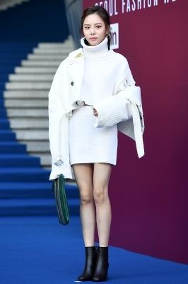 이열음, '아름다운 미모에 시선강탈~' (2018 S/S 서울패션위크)