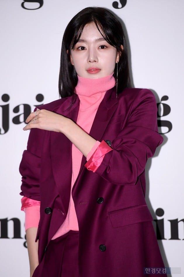 배우 한선화 / 사진=최혁 기자