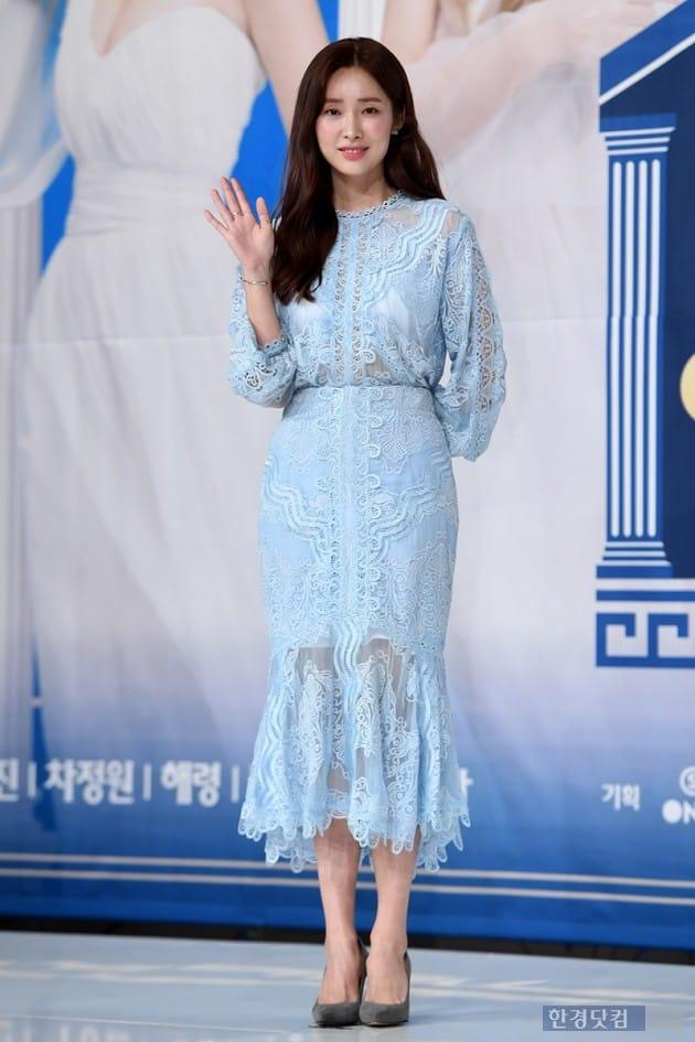 배우 차정원 / 사진=최혁 기자