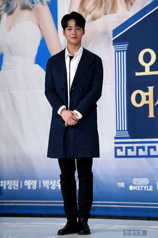 배우 박성우 / 사진=최혁 기자