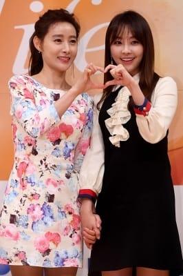 도지원-정유미, '엄마와 딸 입니다~'