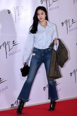 NS윤지, '나팔바지도 완벽하게 소화하는 여자~'