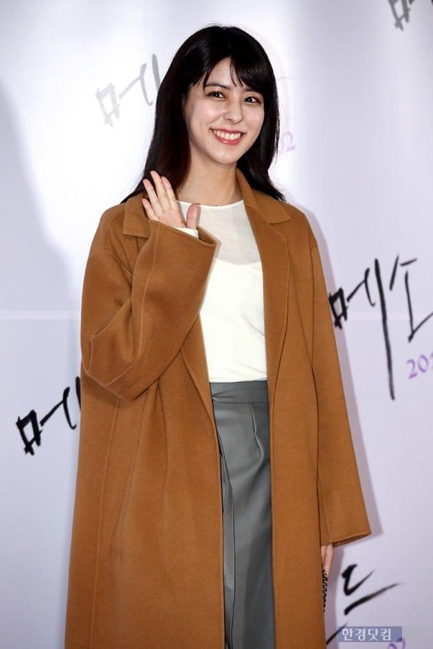 배우 후지이 미나 / 사진=최혁 기자