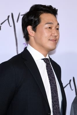 박성웅, '인자한 미소'