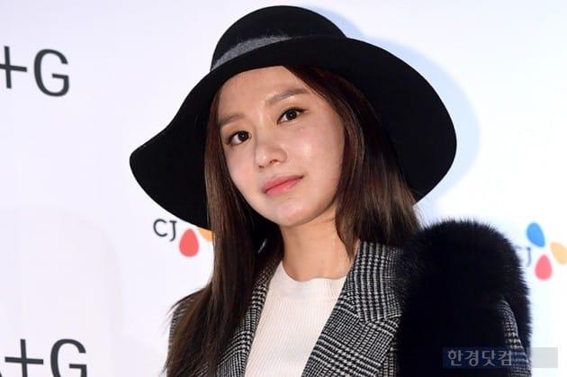 배우 김아중 / 사진=변성현 기자