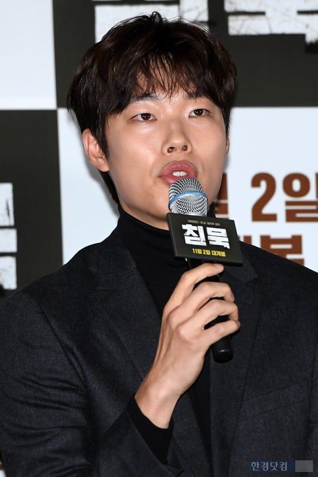 배우 류준열 / 사진=최혁 기자