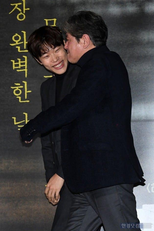 배우 류준열, 최민식 / 사진=최혁 기자