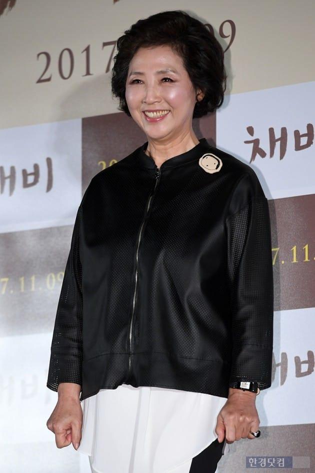 배우 고두심 / 사진=최혁 기자