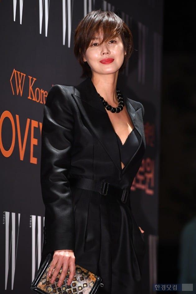 배우 김성령 / 사진=최혁 기자