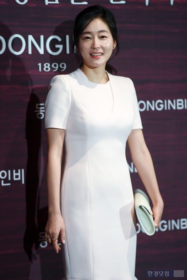 배우 박진희 / 사진=최혁 기자