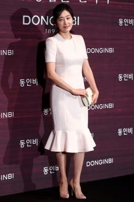 박진희, '순백의 여신'