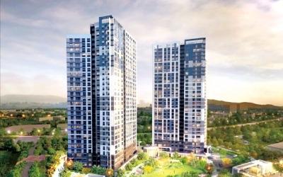 [분양 현장 포커스] '천안불당 금호어울림' 천안의 강남'에 마지막 중소형 아파트