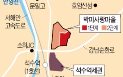 석수역 일대 시흥지구 개발 본격화