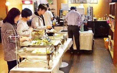 4천원에 호텔급 아침식사… 강남 아파트 '끝장 서비스'
