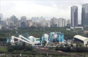 뚝섬 삼표레미콘 2022년 6월까지 철거…'서울숲 공원' 탈바꿈
