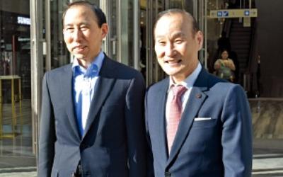 최병오 패션그룹형지 회장, 중국·미국 고위인사와 협력 모색