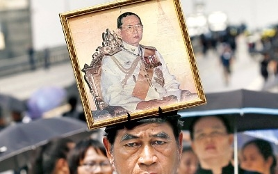 태국 국왕 서거 1년… 닷새간 '세기의 장례식'