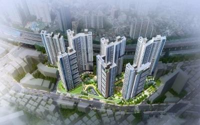 현대엔지니어링, 서울 신림 강남아파트 재건축 시공사 선정