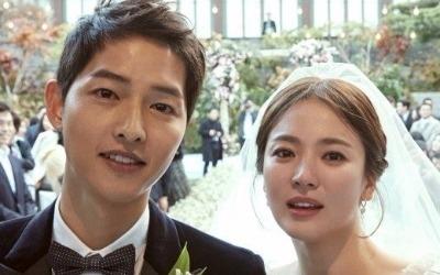 인륜지대사 지키고…송중기♥송혜교, 뒤늦은 신혼여행 갑니다