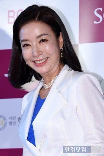 배우 김보연. / 사진=최혁 한경닷컴 기자