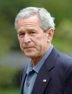 조지 W. 부시 전 미국 대통령. / 사진=한경 DB