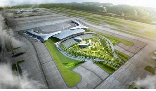 인천공항 제2터미널, 내년 1월18일 완공. 평창 선수단 맞는다.