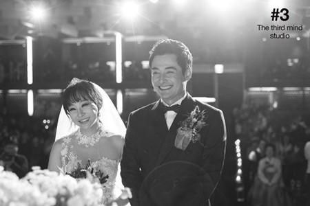 이세창♥정하나 결혼 /해피메리드컴퍼니