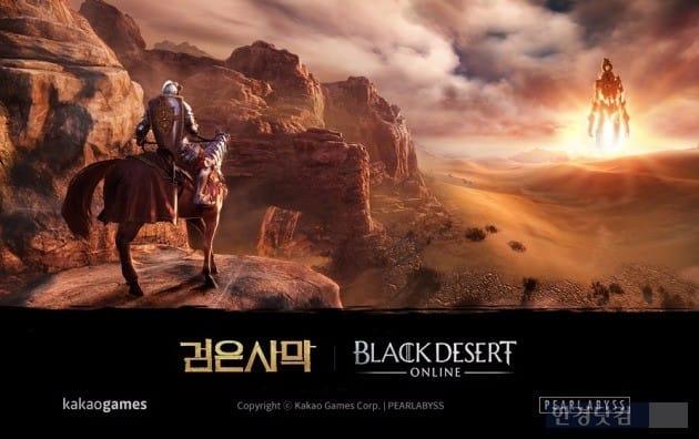펄어비스의 PC 온라인게임 '검은사막'. / 사진=한경 DB
