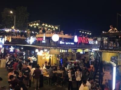 하이트진로, 캄보디아 국민축제 메인스폰서로 나서