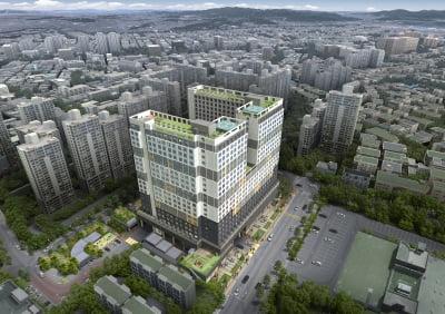 '가산 센트럴 푸르지오 시티' 모델하우스 10일 개관
