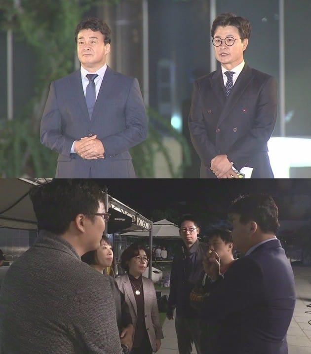 SBS '백종원의 푸드트럭'  제공