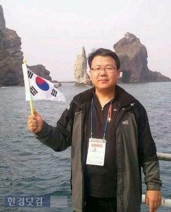 홍성룡 독도간도역사연구소장
