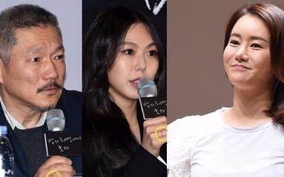 박잎선, 홍상수·김민희 저격