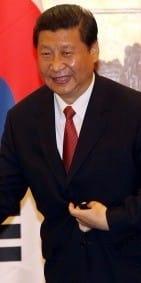 시진핑 중국 국가주석. 한경DB