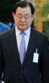 이병기 전 국정원장. 청와대사진기자단