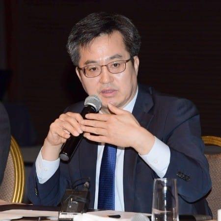 김동연 경제부총리 겸 기획재정부 장관. 한경DB
