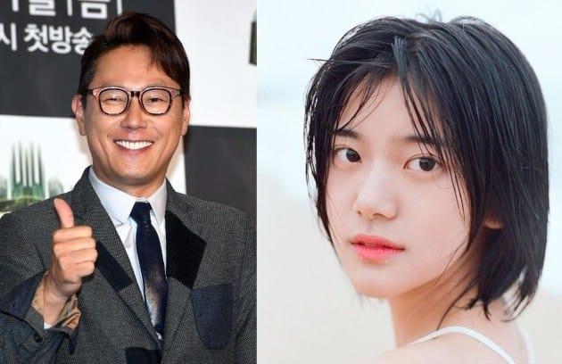 윤종신, 민서 / 사진=한경DB, 민서 인스타그램