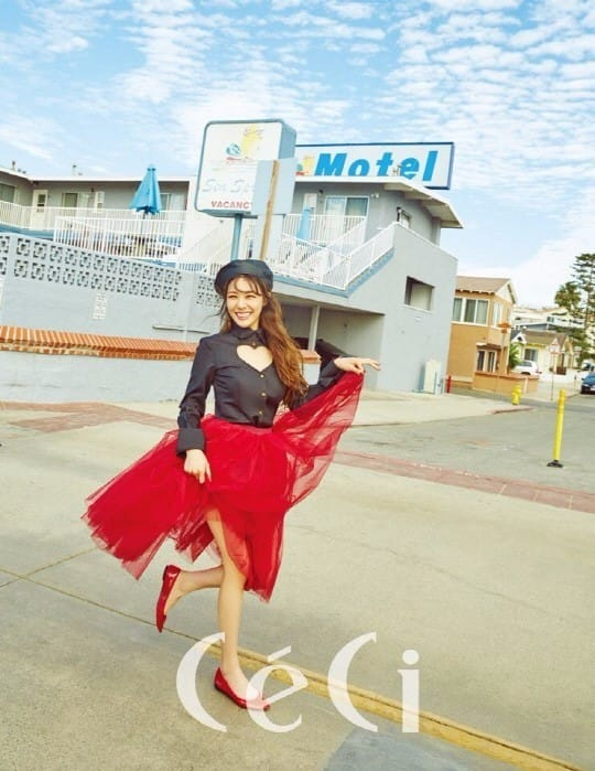 소녀시대 티파니 / 사진=쎄씨 제공