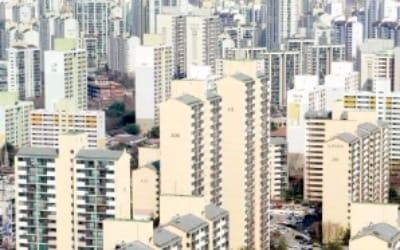 다시 불붙는 서울 아파트값 오름세… 재건축이 상승 주도