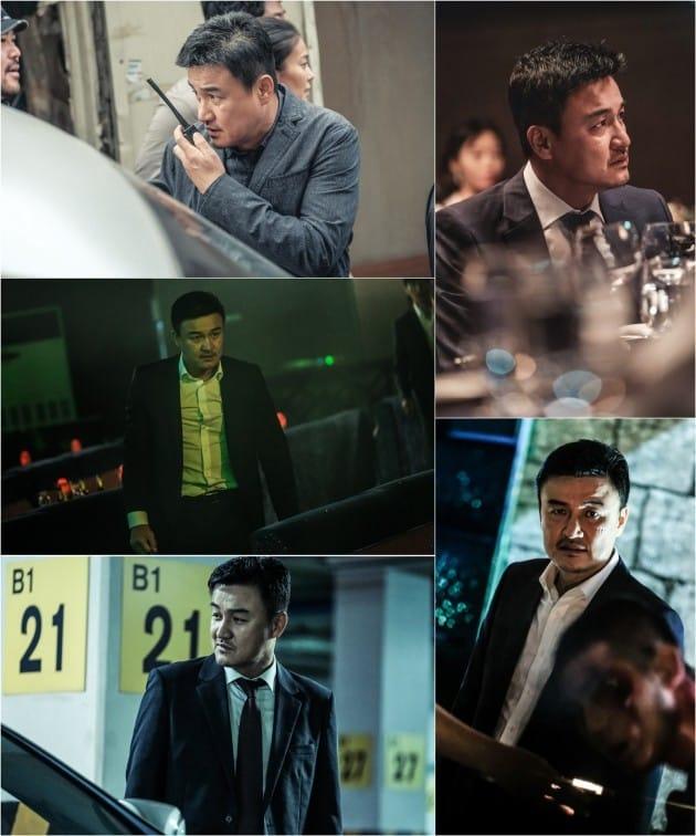 '나쁜 녀석들2' , '나쁜 녀석들 : 악의 도시' 박중훈