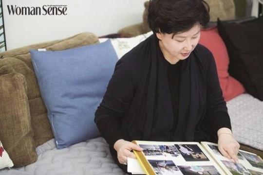 김광석의 부인 서해순 씨 / 우먼센스 제공